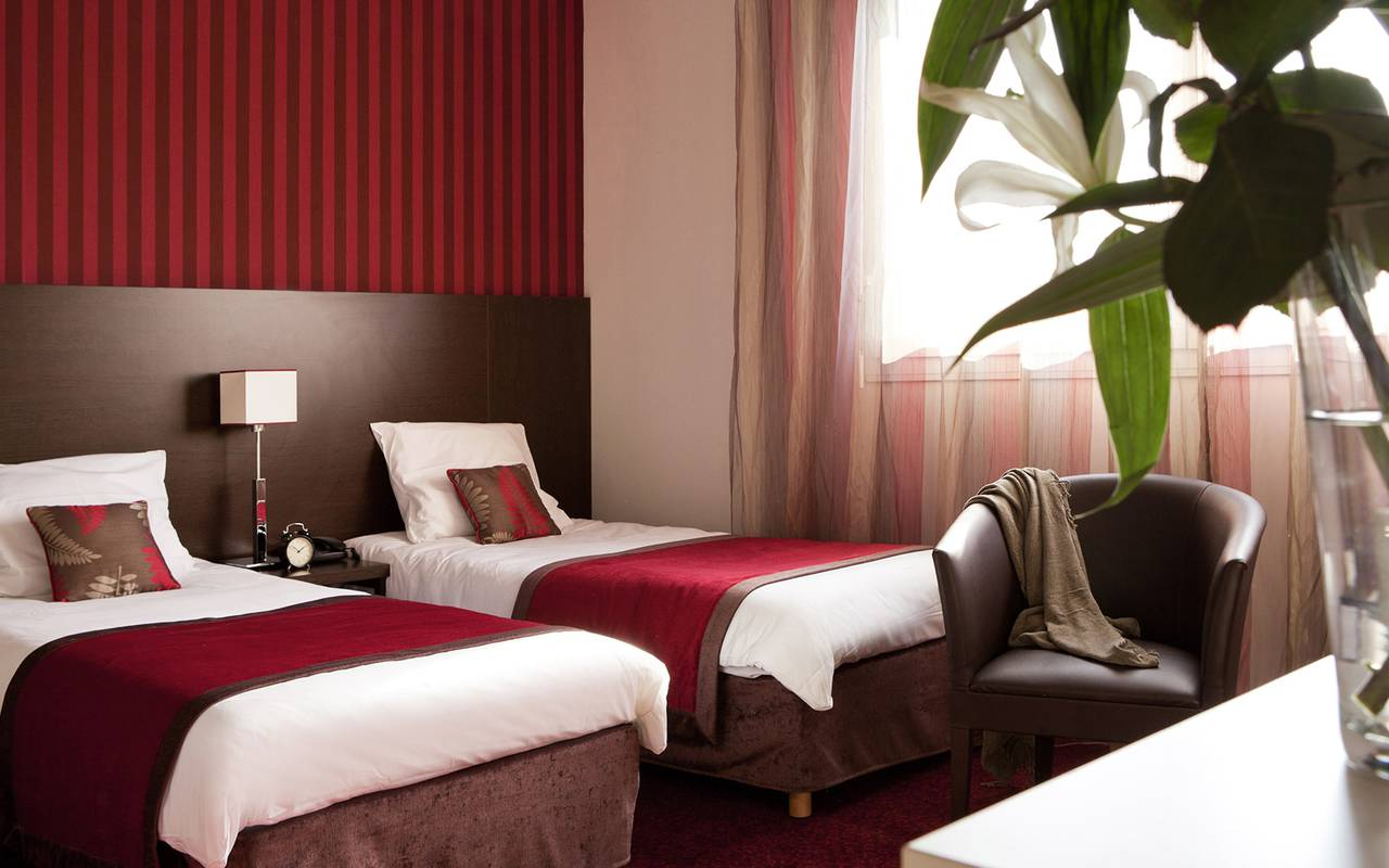 room duo hotel grenoble